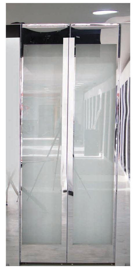 باب زجاج
