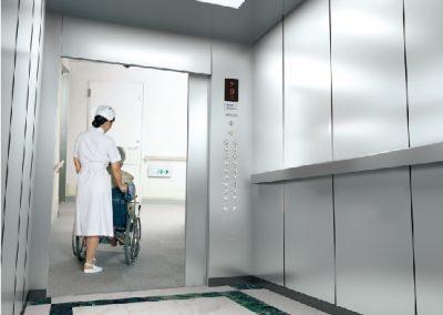 مصاعد مستشفيات (5)