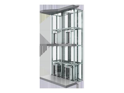 مصاعد بانوراما Panoramic Elevators