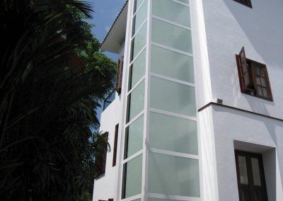 Elevator Towers (2)